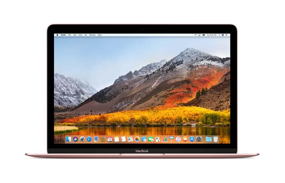 12-inch Macbook: 1.3GHz dual-core Intel Core i5