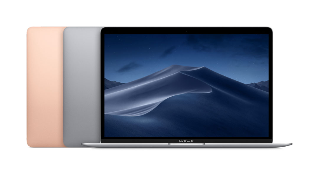 13-inch MacBook Air (2018) 1.6GHz dual-core Intel Core i5