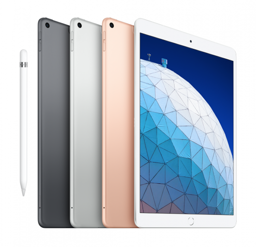 10.5-inch iPad Air Wi-Fi + Cellular 64GB - Gold