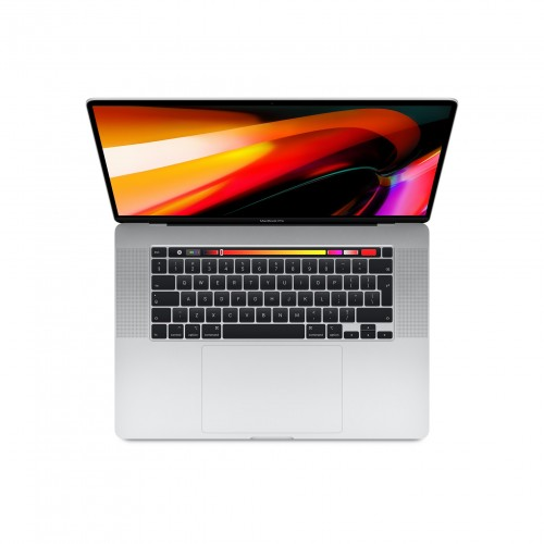 16-inch MacBook Pro with Touch Bar 2.3GHz 8-core-9th-generation Intel-Core-i9 processor 1TB - Silver