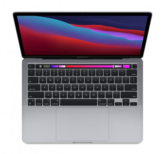 13-inch MacBook Pro: Apple M1 chip with 8‑core CPU and 8‑core GPU, 256GB SSD - Space Grey | UnicornStore