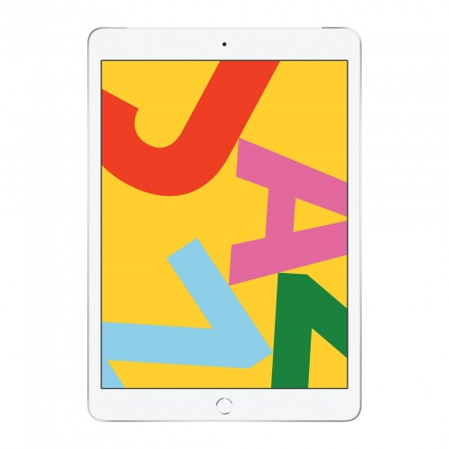 10.2-Inch iPad Wi-Fi+Cellular 32GB - Silver