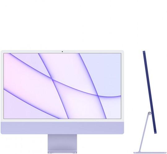 24-inch iMac with Retina 4.5K display: Apple M1chip with 8‑core CPU and 7‑core GPU, 256GB - Silver | UnicornStore