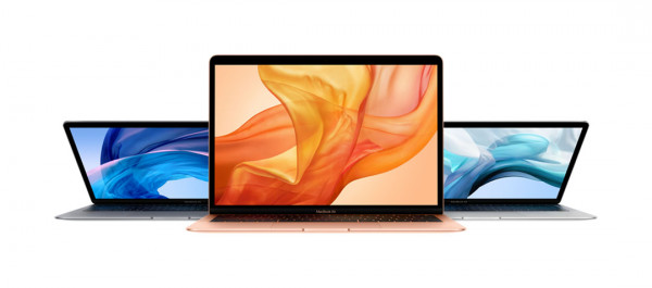 13-inch MacBook Air 1.6GHz dual-core 8th-generation Intel Core i5 128GB - Gold