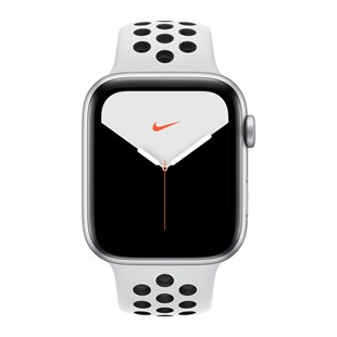 Apple Watch Nike Series 5 GPS 40mm Silver Aluminium Case with Pure Platinum/Black Nike Sport Band