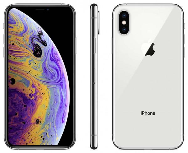 iPhone XS Silver 64GB