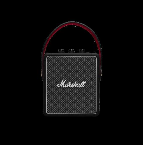 MARSHALL STOCKWELL II BluetootH speaker  BLACK   UnicornStore